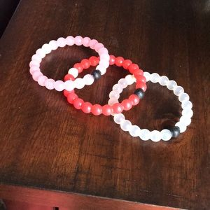 Set of 3 Lokai bracelets!